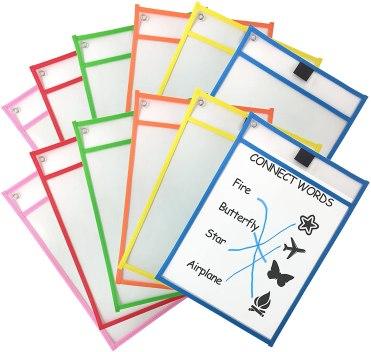reuseable folders