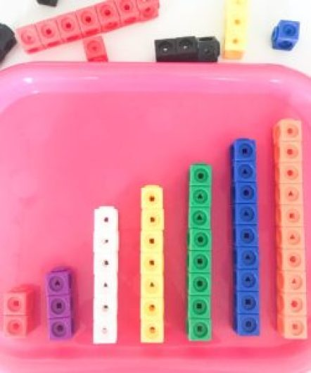 counting cube measuring
