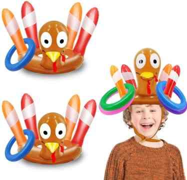 turkey hat game
