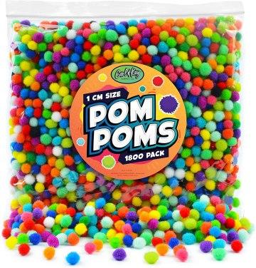 pom poms for crafts