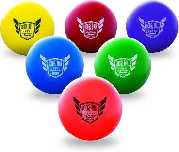 dodgeballs