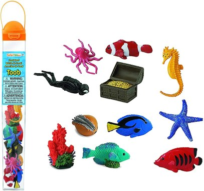 ocean animal toys