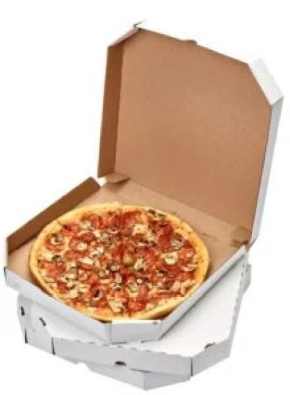 pizza box relay