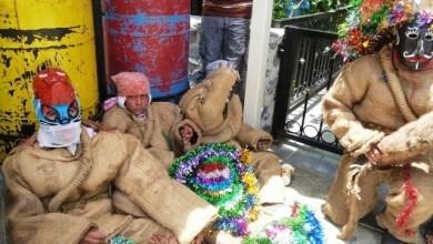Photo of Tlacololeros de Atoyac acuden al santuario de Papa Chuy