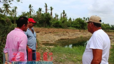 Photo of Advierten que se puede modificar el cauce del río La Salitrera