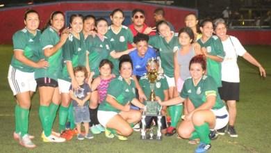 Photo of Vikinas, campeonas en la Liga Femenil Fut-7