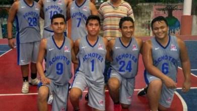 Photo of Achotes, por tres puntos de diferencia venció a su rival Amigos de Ever