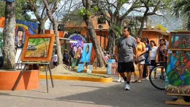 Photo of Pintores instalan muestra en Plaza del Artista