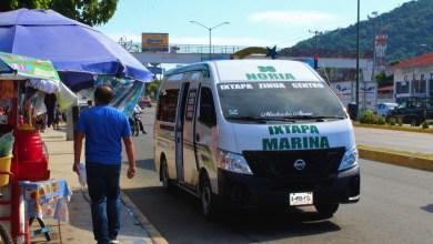 Photo of Operativos constantes para sancionar a conductores de combi que manejan a exceso de velocidad en bulevar Ixtapa