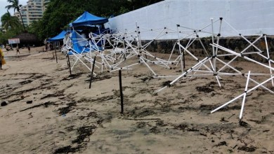 "Photo of ""Narda"" destruyó más del 50 % del mobiliario de la Promotora de Playas"