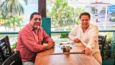 Photo of Se reúnen Félix Salgado y Pablo Amílcar en Acapulco