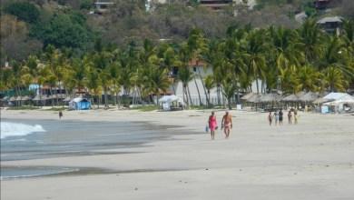 Photo of Prácticamente desiertas lucen las playas
