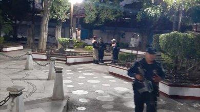Photo of No salgan o serán multados, les advierten policías a vecinos de Tixtla