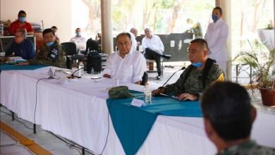 Photo of La Costa Grande libre de Coronavirus; se reúne el Gobernador Héctor Astudillo con Alcaldes de esta región