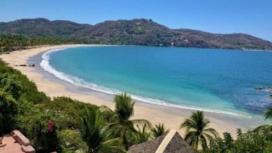 Photo of Desiertas lucen las playas, hasta más limpias se ven