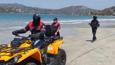 Photo of Se mantiene vigilancia en playas