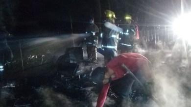 Photo of Perece calcinada una mujer adulta mayor en fuerte incendio en Petatlán