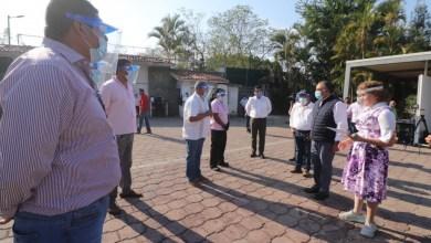 Photo of Se suman camionetas recolectoras de basura a las campañas de concientización contra el Covid-19 en Chilpancingo
