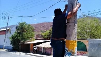 Photo of Trailer rompe cables de televisión privada en Agua de Correa
