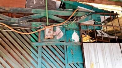 Photo of Riesgo en tejabanes por instalaciones eléctricas improvisadas