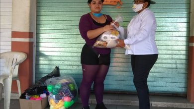 Photo of Continúan con la entrega de apoyo alimentario por parte del gobierno de Petatlán