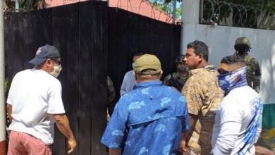 Photo of Se plantan turísteros afuera del Sector Naval, exigen inclusión a programas federales