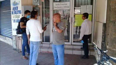 Photo of Iniciaron actividades en la Junta de Conciliación pero no atienden de manera abierta