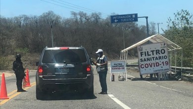 Photo of Gobierno de La Unión mantiene vigilancia de la movilidad mediante Filtros Sanitarios Covid-19