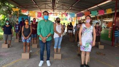 Photo of Apoyo alimentario llega a padres de familia de escuelas beneficiadas con programa Desayuno Escolar Caliente