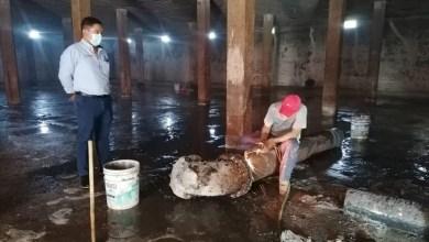 Photo of CAPAZ rehabilita tanque que abastece a la tercera parte de la población de Zihua
