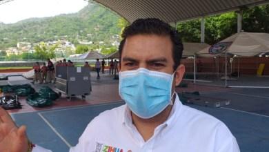 Photo of Alcalde Jorge Sánchez informa que tiene síntomas de Covid 19; el martes le entregan resultados de prueba