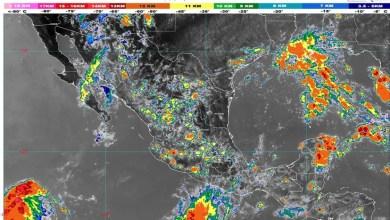 Photo of Se prevén lluvias de moderadas a fuertes en Guerrero por paso de la onda tropical No 18.