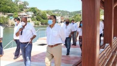 Photo of HAF supervisa muelle de Zihuatanejo y unidad móvil donada por EUA a Zihuatanejo