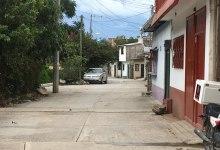 Photo of Una vivienda humilde donde vivió Christian Alfonso Rodríguez, uno de los 43 desaparecidos de Ayotzinapa
