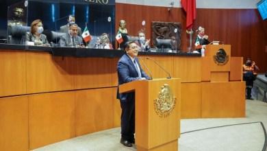Photo of En medio de ovaciones, Félix Salgado se separa del Senado