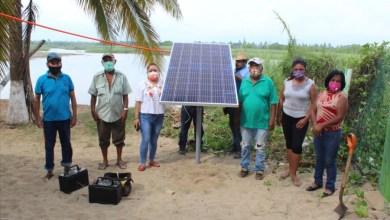 Photo of Gestiona el gobierno de Petatlán paneles solares para diferentes comunidades