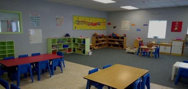 Child Care & Daycare Pre- Preschool Early