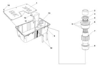 Catgorie Accessoire moteur et Engrenage du guide et
