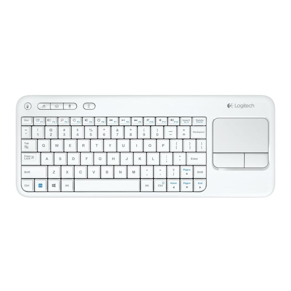 Logitech Clavier Logitech Wireless All-in-One Keyboard TK820