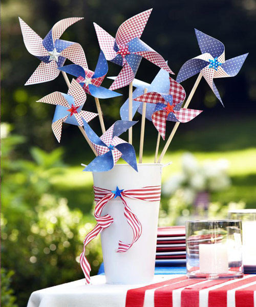 DIY: 4th Of July Party Decor