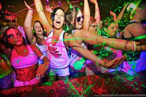 Color Splash SF Weekend Events
