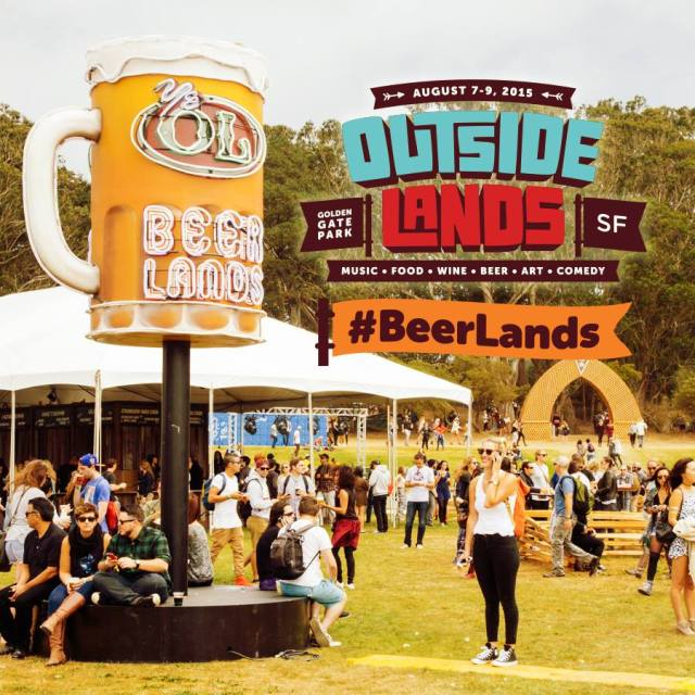 Outside Lands Beerlands