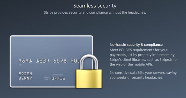 Startup monday Stripe security