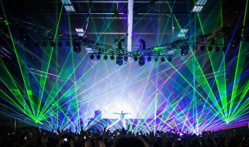 Lighting Trends: Laser Lights