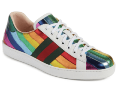 Pride Gucci Shoes
