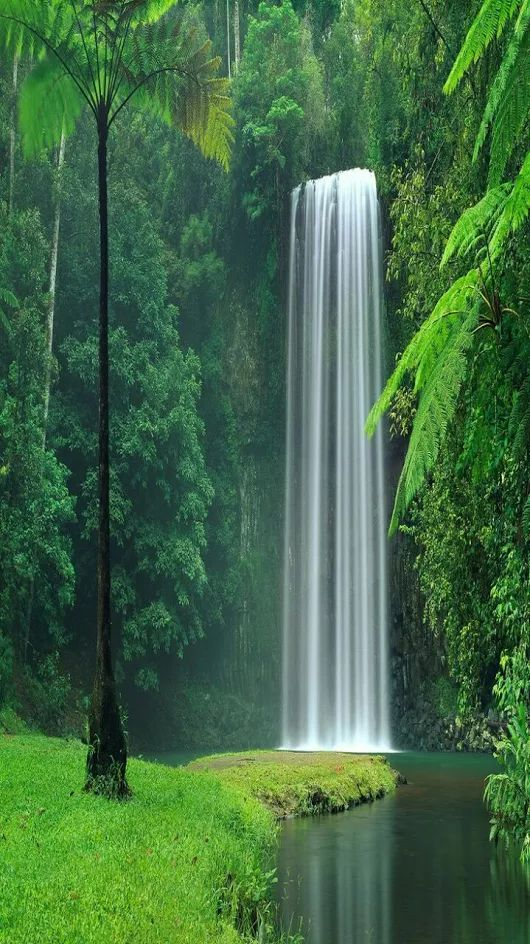 Waterfall - nature inspired events