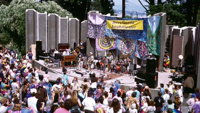 Jerry Garcia Day - SF weekend lineup