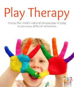 Play Therapy is the child's natural language. It is fun and can help the brain process difficult emotions. ABC Family Counseling uses Play Therapy as a way to help children and their families find balance and healthy relationships.