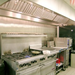 Residential Kitchen Hood Fire Suppression System Value City Sets Cleaning Abc Control