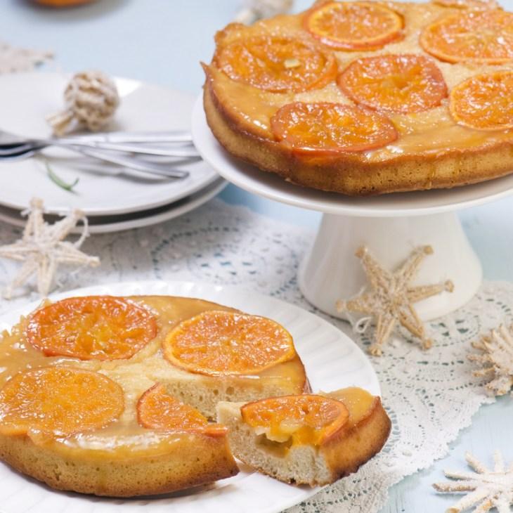 Przepis na ciasto mandarynkowe